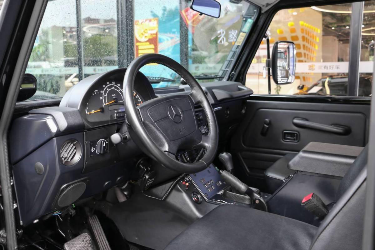 奔驰 奔驰G级  2013款 G 500图片