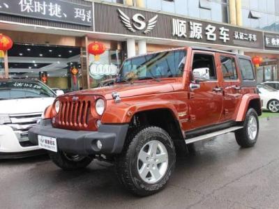 2014年10月 Jeep 牧马人 2.8T 四门 柴油版