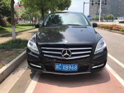 2011年9月 奔馳 奔馳R級(進口) R 300 L 豪華型圖片