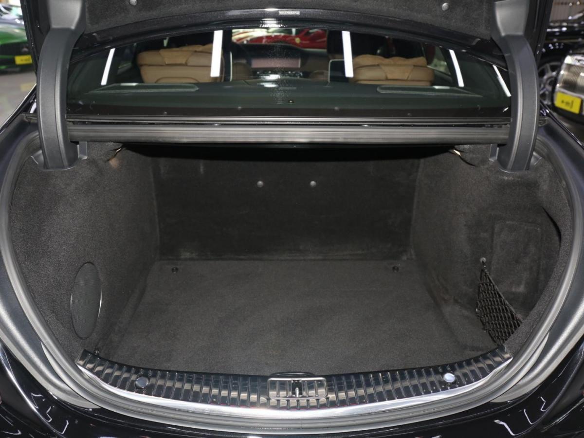 奔驰 奔驰S级AMG  2018款 AMG S 65 L图片