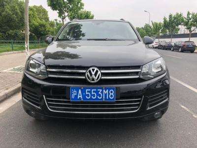 大眾 途銳  2011款 3.0TSI 豪華型