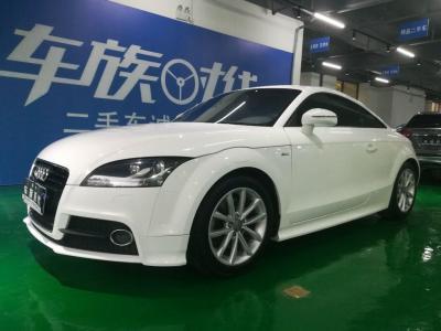 2014年9月 奥迪 奥迪TT(进口) TT Coupe 2.0TFSI 45TFSI 悦尚型图片