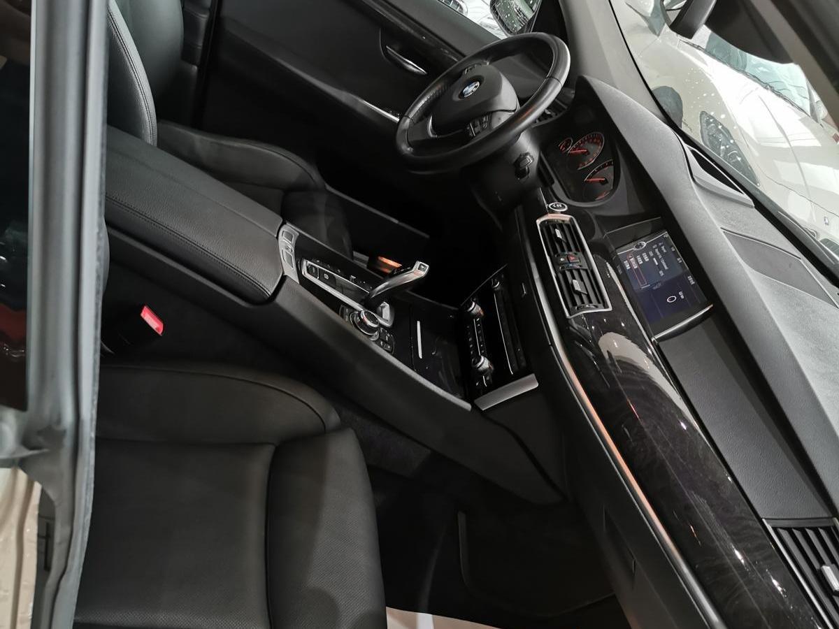 宝马 宝马5系GT  2010款 550i xDrive图片