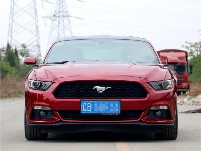 2016年1月 福特 Mustang  2.3T 性能版圖片