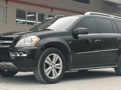 2011年11月 奔驰 奔驰GL级(进口) GL 350 柴油美规版图片