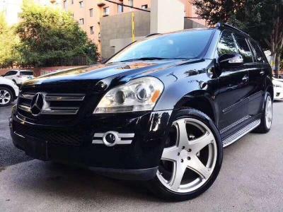 2011年6月 奔驰 奔驰GL级(进口) GL 550 美规版图片