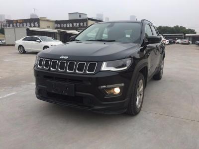 2017年10月 Jeep 指南者 200T 自动家享-互联大屏版图片