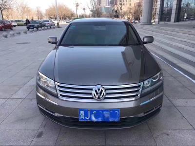 2011年10月 大众 辉腾(进口) 3.6L V6 5座加长舒适版图片