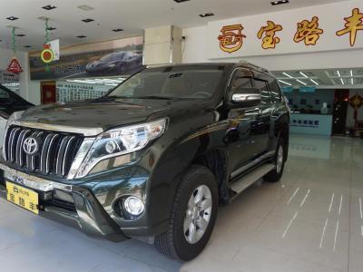 2014年9月 丰田 普拉多  中东版图片