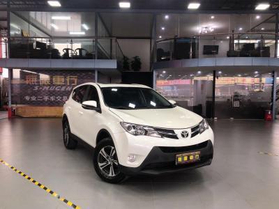2016年4月 丰田 RAV4荣放 2.0L CVT两驱风尚版图片