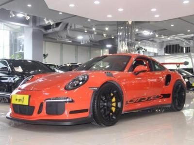 保时捷 911 GT3 RS 4.0L图片