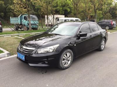 本田 雅閣  2012款 2.4L LX