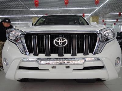 丰田 普拉多  2014款 2.7L 自动标准版