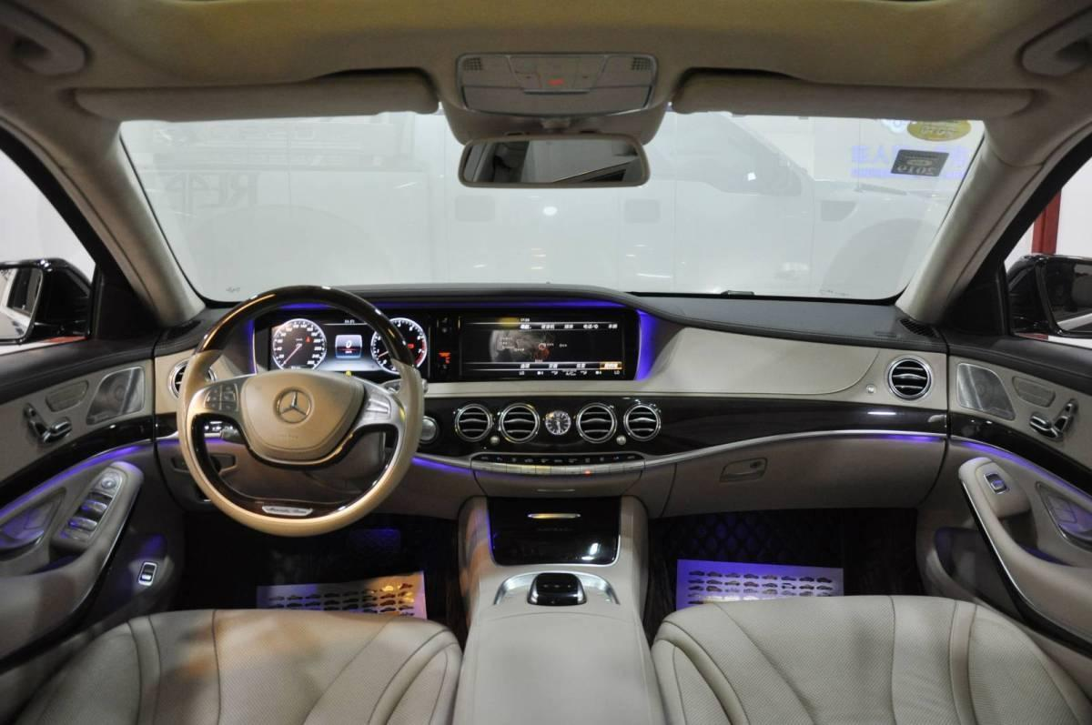 奔驰 迈巴赫S级  2015款 S 400 4MATIC图片