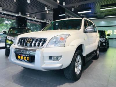 2008年1月 丰田 普拉多 4.0L 自动VX NAVI版图片