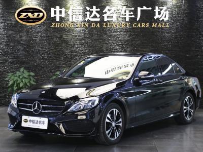 奔馳 奔馳C級  2017款 改款 C 200 運動版