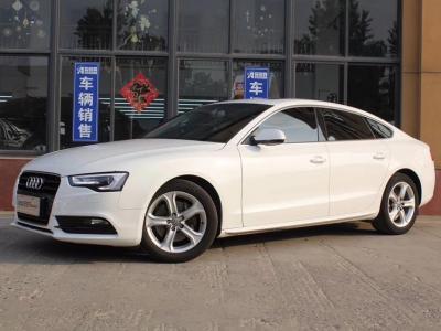 2014年6月 奥迪 奥迪A5(进口) Coupe 45 TFSI图片