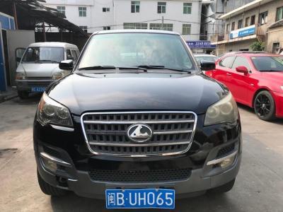 長豐 長豐DUV  2012款 2.0L