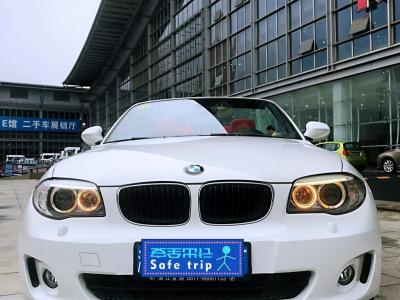 2012年1月 宝马 宝马1系(进口) 120i 敞篷轿跑车图片