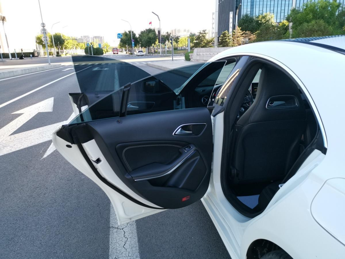 奔驰 奔驰CLA级  2016款 CLA 200 动感型图片