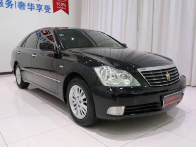 2008年7月 丰田 皇冠 2.5L Royal 特别版图片