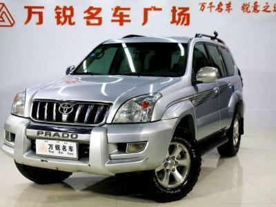 2003年12月 丰田 普拉多(进口) 4.0 V6 VX 三门版图片