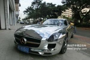 奔驰 SLS AMG  6.2