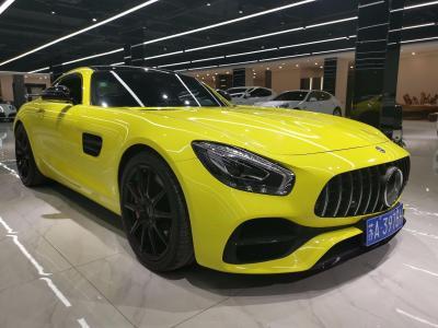2019年3月 奔驰 奔驰AMG GT AMG GT S图片