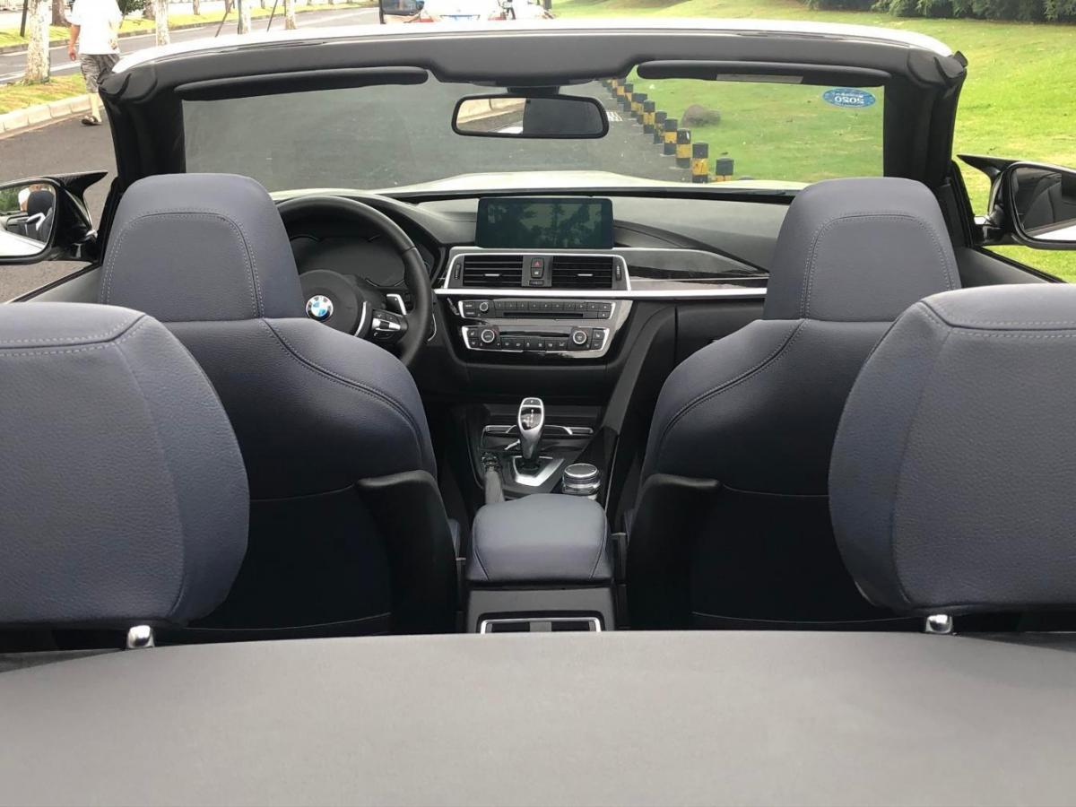 宝马 宝马4系  2017款 430i 敞篷M运动套装图片