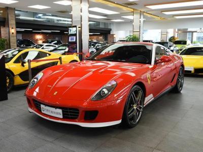 2013年8月 法拉利 599 2012款 法拉利599 GTB 阿隆索赛道版图片