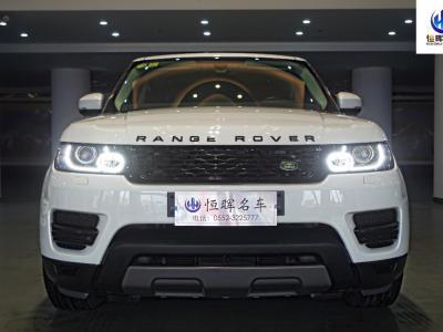 2018年4月 路虎 揽胜运动版  3.0 V6 SC SE图片