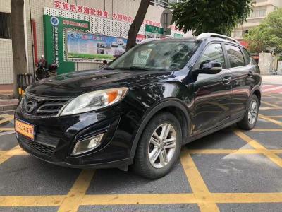 广汽传祺 GS5  2012款 2.0L 手动两驱舒适版图片