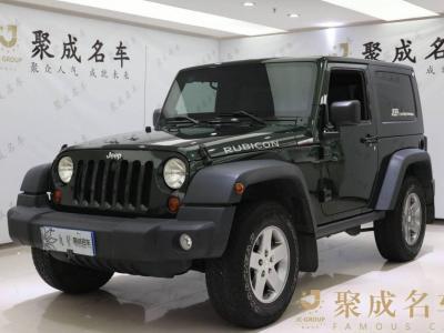 2010年3月 Jeep 牧马人(进口) 3.8L Rubicon 两门版图片