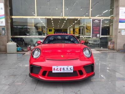 2019年6月 保時捷 911 GT3 4.0L圖片