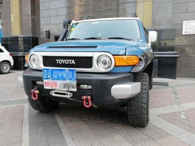 2012年4月 丰田 FJ 酷路泽(进口) 4.0L图片