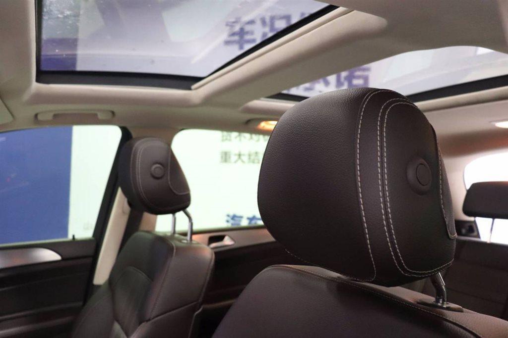 奔驰 奔驰GLE  2015款 GLE320 4MATIC 3.0T图片