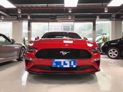 2018年9月 福特 Mustang  2.3L EcoBoost图片