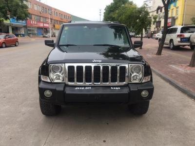 Jeep 指挥官经典  2008款 5.7 HEMI