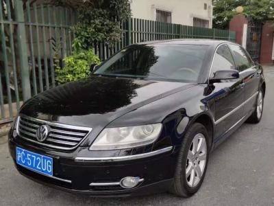 2010年11月 大众 辉腾(进口) 3.6L V6 5座加长豪华版图片