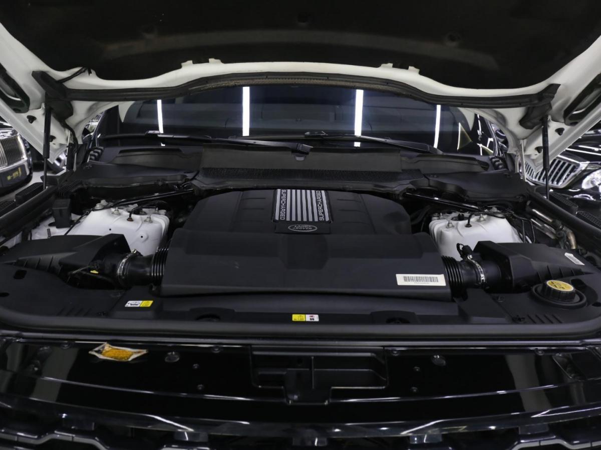 路虎 揽胜  2018款 3.0 V6 SC 盛世版图片