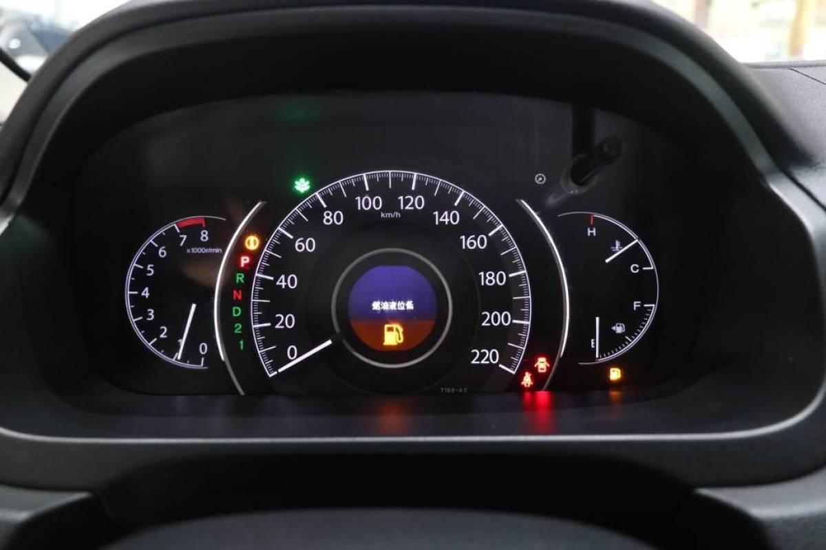 本田 CR-V  2012款 2.4L 四驱豪华版图片