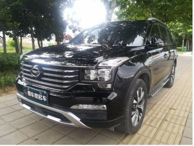 广汽传祺 GS8  2017款 320T 两驱尊贵版