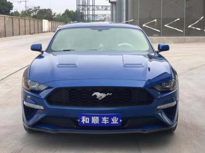 2019年4月 福特 Mustang(进口) 2.3L EcoBoost图片