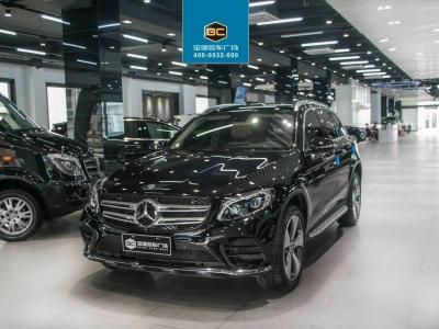 奔驰 奔驰GLC  2018款 GLC 300 4MATIC 豪华型
