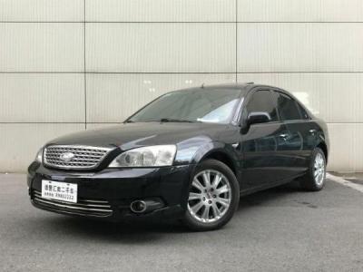 福特蒙迪欧&nbsp2.0 Ghia-X 精英型