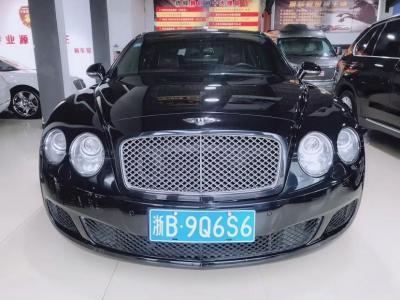 2011年10月 宾利 飞驰  6.0T W12 Speed China图片