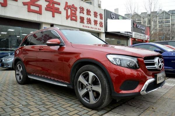 【南京】2016年2月奔驰glc级glc3004matic2.亚洲万里通里程有效期图片