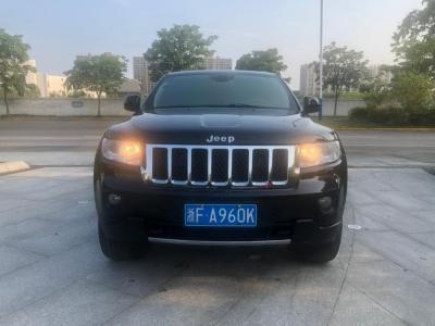2011年6月 Jeep 大切诺基(进口) 5.7L图片