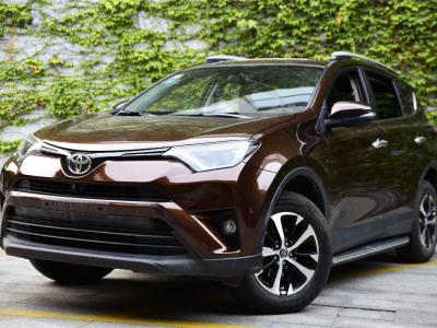 2018年2月 丰田 RAV4荣放  2.0L CVT两驱风尚版图片