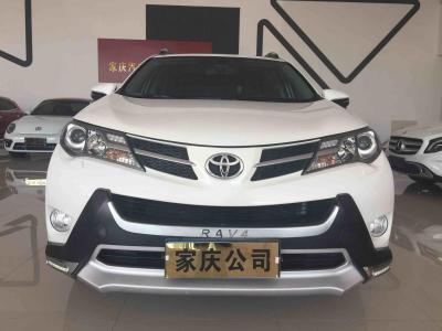丰田 RAV4荣放  2013款 2.5L 自动四驱精英版图片